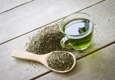 green tea and hpv
